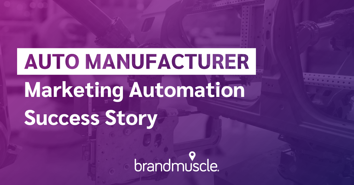 Marketing Automation Success Story