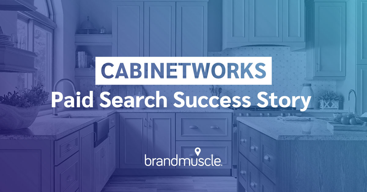 Cabinetworks paid search