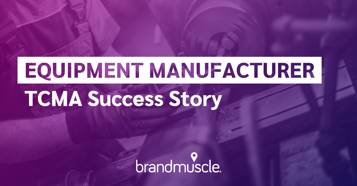 equipment manufacturer tcma success story