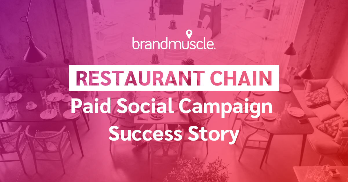 Paid social success story