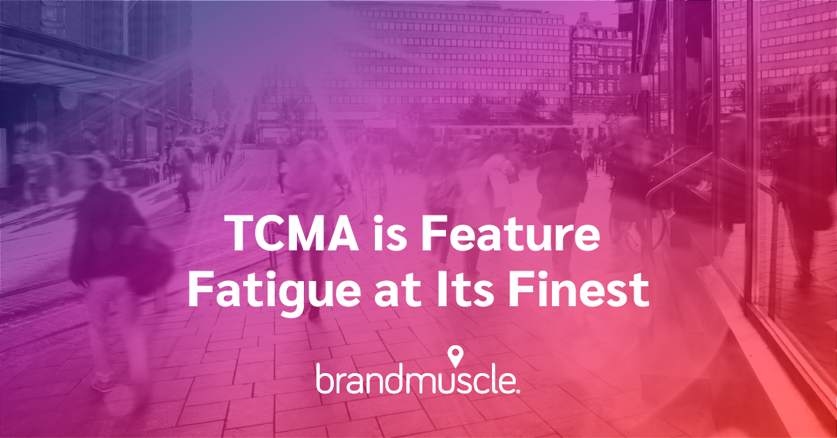 TCMA Feature Fatigue