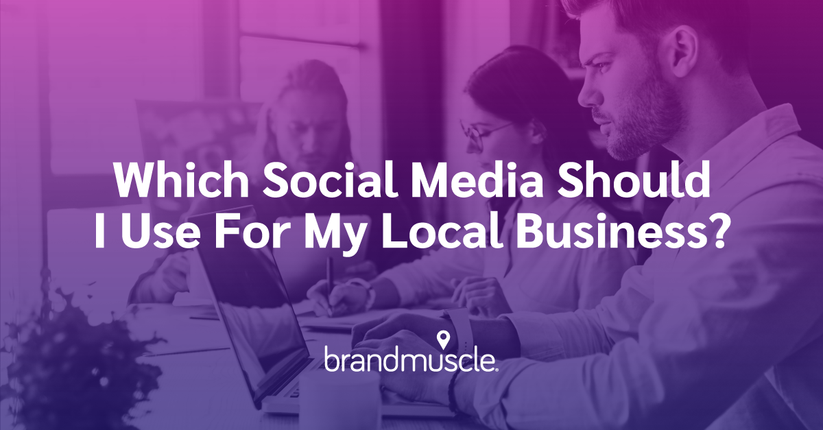 Which social media should I use for business?